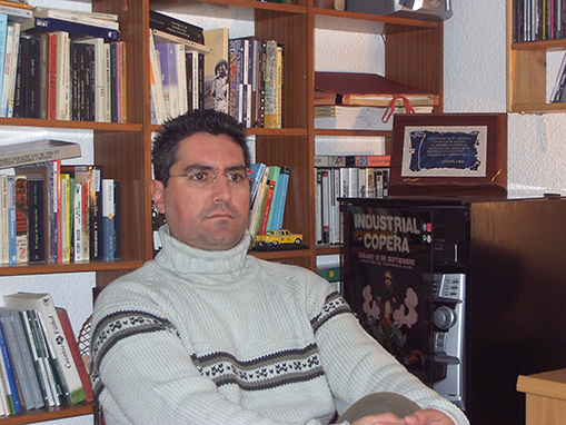 José Rienda Polo