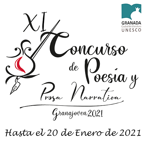 Convocatoria X Concurso de Poesía y Prosa Narrativa Granajoven 2020