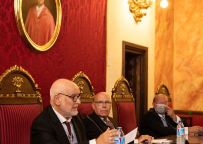 Discurso de clausura del curso académico 2020-2021 - Discurso de clausura a cargo de Francisco López Barrios