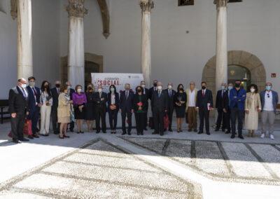 Reconocimiento a la Academia en los Premios del Consejo Social de la UGR 2021
